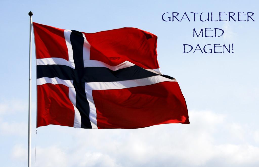 norsk-flagg-med-skrift